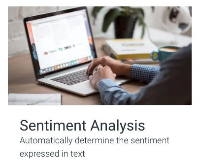 Sentiment analysis image